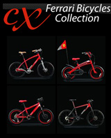Ferrari Bicycles Colection